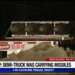 Semi-truck involved in Idaho I-90 crash was loaded with missiles