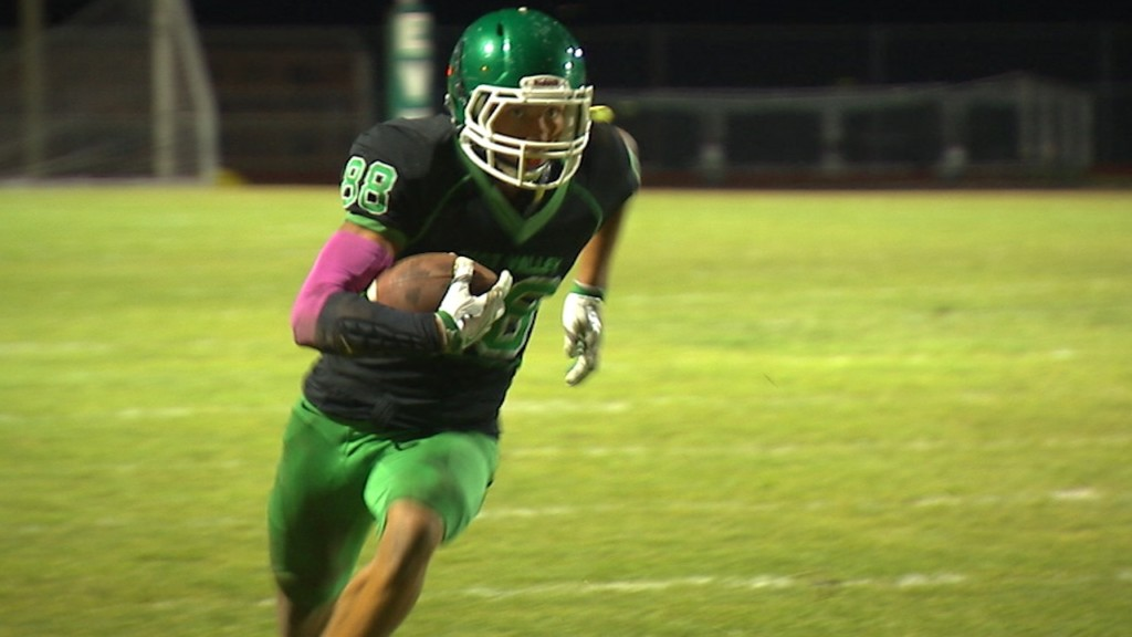 Rodrick's Redemption:  A Life Saved Through Family, Football