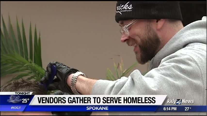 Service providers gather at Salvation Army to help homeless community