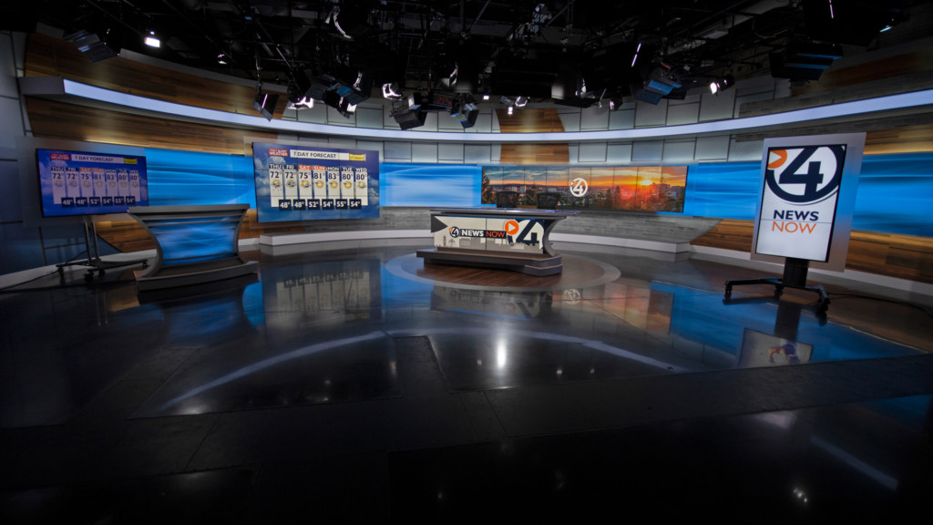 New set, new look: Introducing 4 News Now
