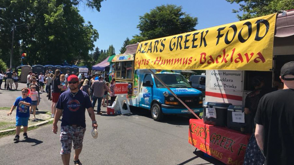 South Perry Street Fair celebrates 20th anniversary