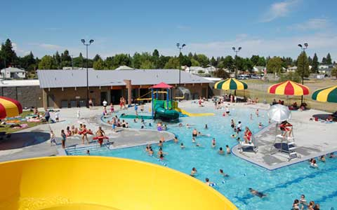 Shadle Aquatic Center closed Thursday