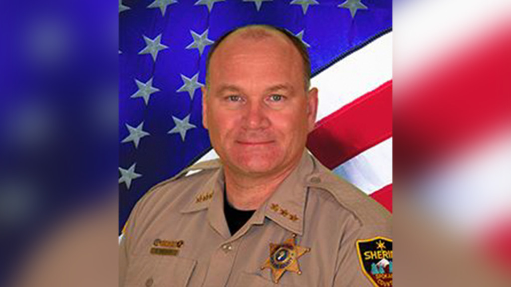 Sheriff Ozzie Knezovich announces he will not run for re-election