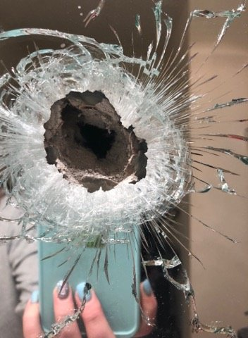 Stray bullet tears through South Hill apartment, neighbor tenant evicted