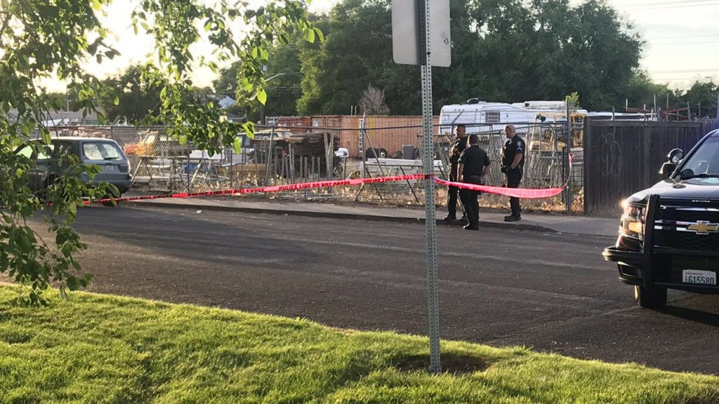 Police: One person injured in shooting near Harmon Park