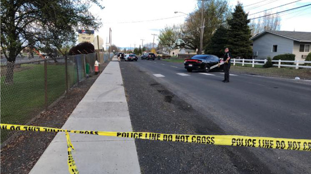 Officer involved shooting in Lewiston leaves one suspect dead