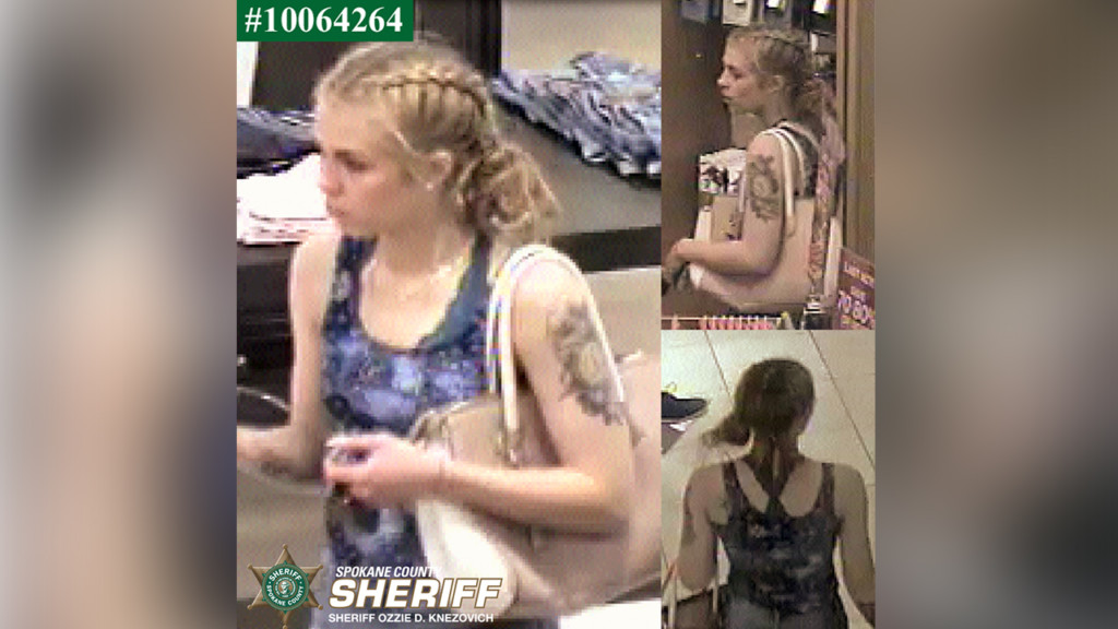 Detectives identify suspect in violent shoplifting incident