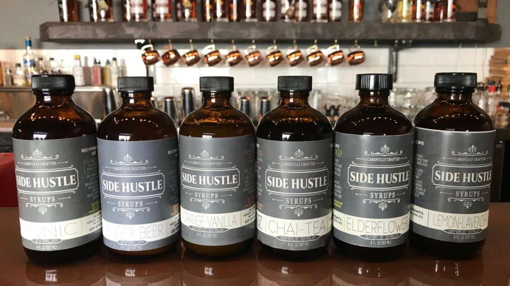 Made in the Northwest: Side Hustle Syrups