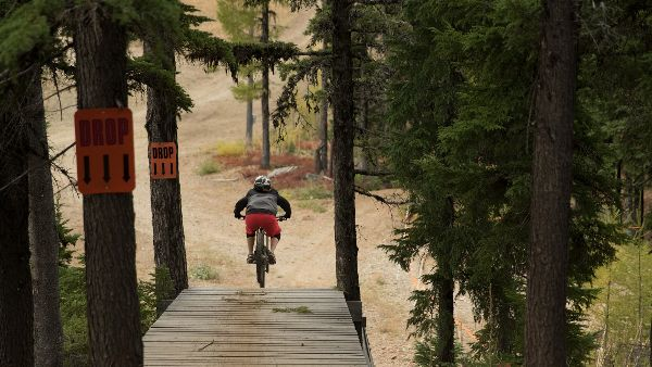 Silver Mountain Bike Park set to open Saturday