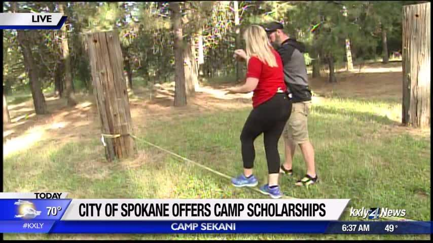 City of Spokane offering assistance to needy parents looking to send their kids to camp