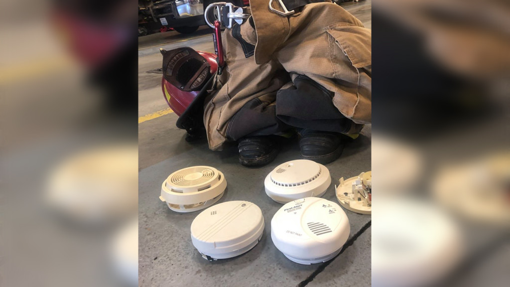 Spokane Fire Department successfully installs fire alarms in 65 homes