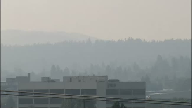 Washington has the worst air quality in the country
