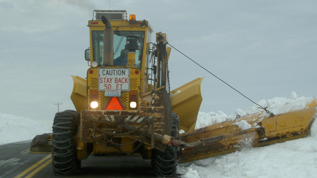 Spokane County warns not to interfere with snow removal equipment