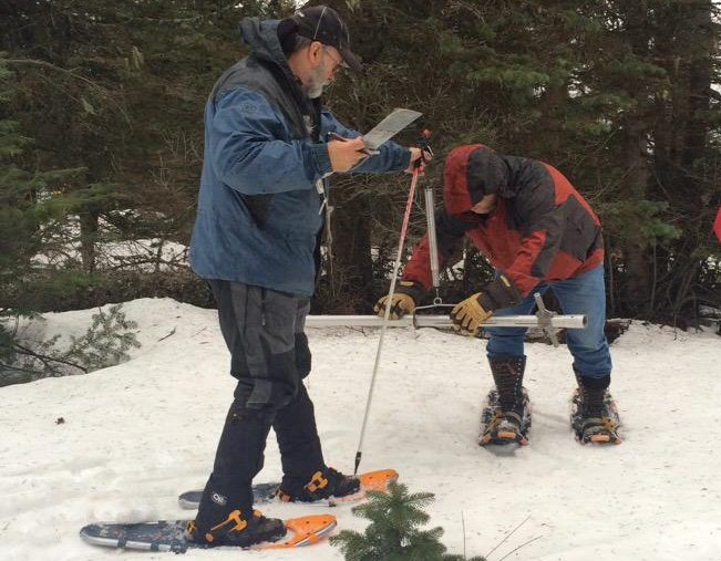 Winter snowpack at only 22 percent of normal on April 1