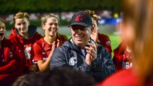 WSU extends contract of soccer coach through 2025