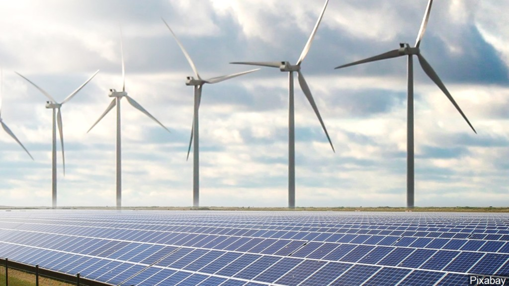Washington 4th state to pass 100% clean energy bill