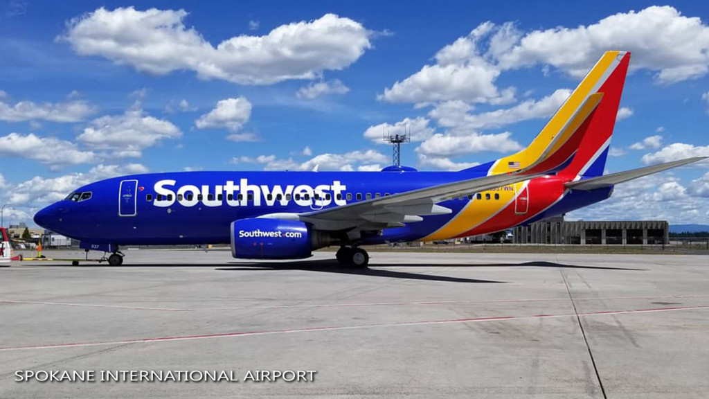 Southwest offers new nonstop service out of Spokane International Airport