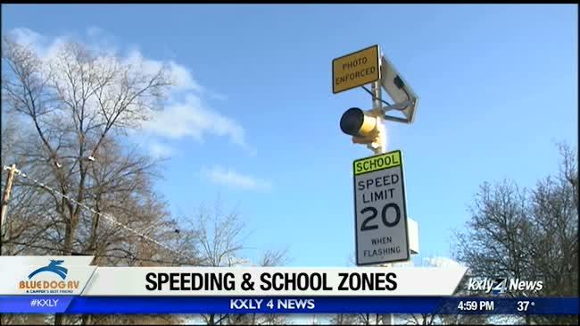SPD chooses two new schools for traffic cameras