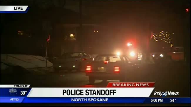 SPD standoff ends with suspect in custody