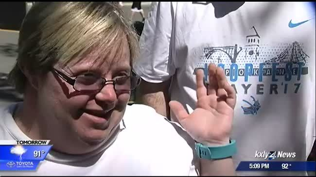 Special Olympics Washington teams up with Hoopfest