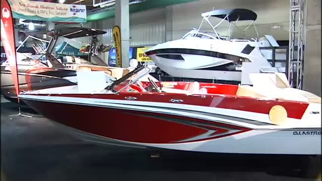 Spokane Boat Show wrapping up