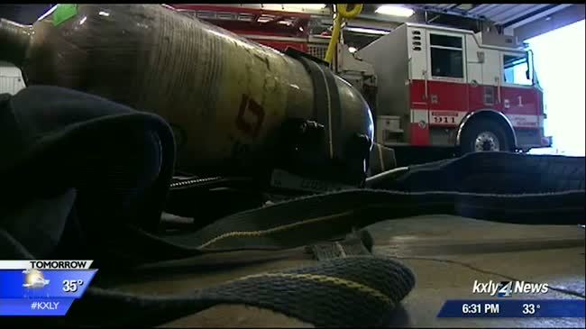 City finds lead contamination in fire department compressors