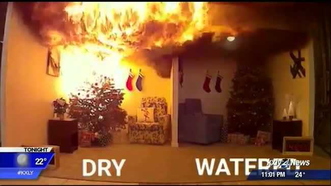 Spokane Fire Department cautions residents to winter fire hazards
