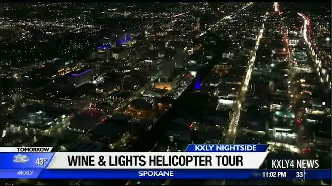 Spokane helicopter company takes date night to new heights
