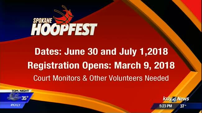 Hoopfest registration begins