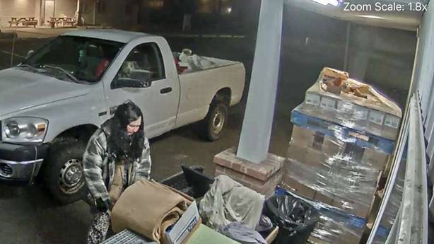 Thief steals food donations from Spokane Humane Society