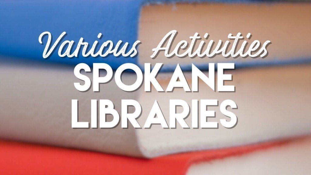 #happylife: Summer at the Spokane Public Library
