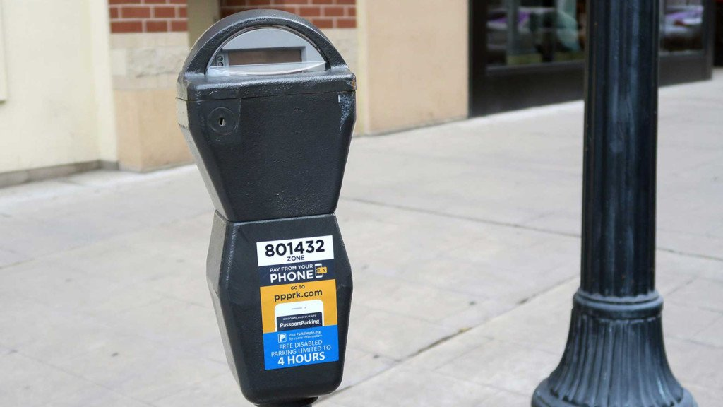 'Park Your Sleigh for Less' gives you $5 extra to pay for parking Downtown
