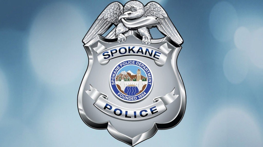 Spokane Police badge