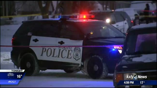 Spokane Police shoot and kill suspected armed robber