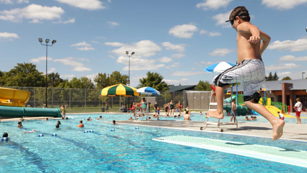 #happylife: Beat the heat at the pool — for free at City of Spokane aquatic centers!