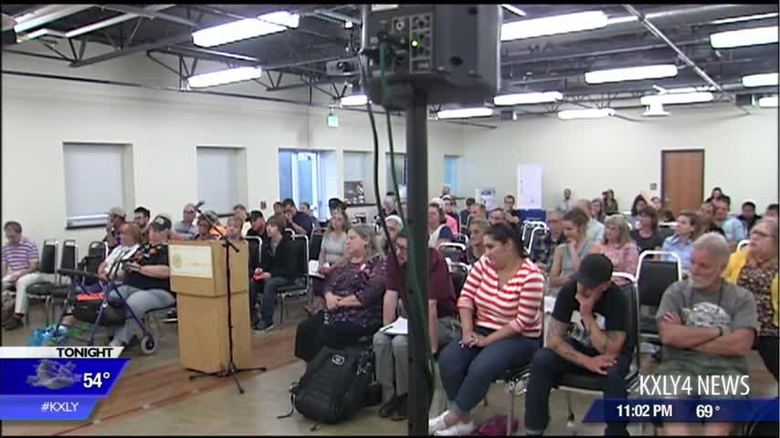 Spokane renters push for more protection duing town hall