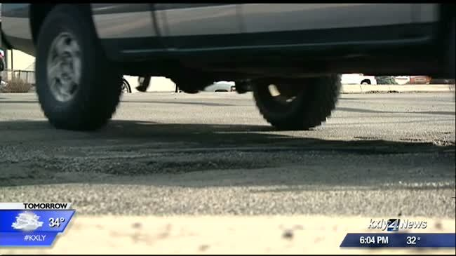 Spokane residents weigh in on the pothole problem