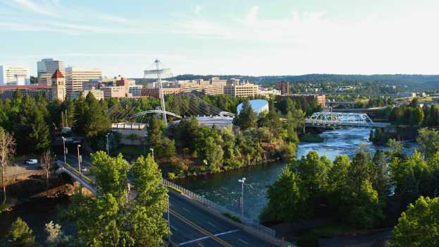 REI names Spokane in their Top 50 Cities for Access to the Outdoors