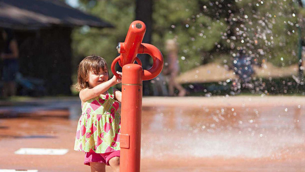 Spokane splash pads to open on Saturday