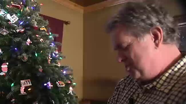 Spokane sports icon shows softer side with ornament collection