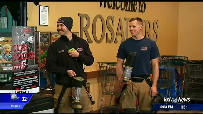 Spokane Valley firefighters raise money for cancer research