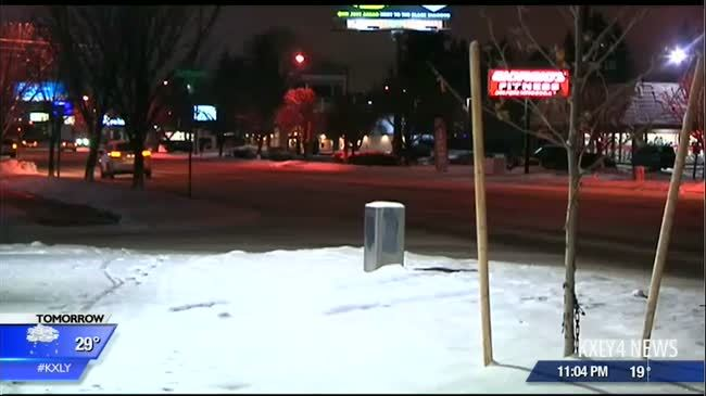 Spokane Valley to fine residents who don't clear snow from sidewalks