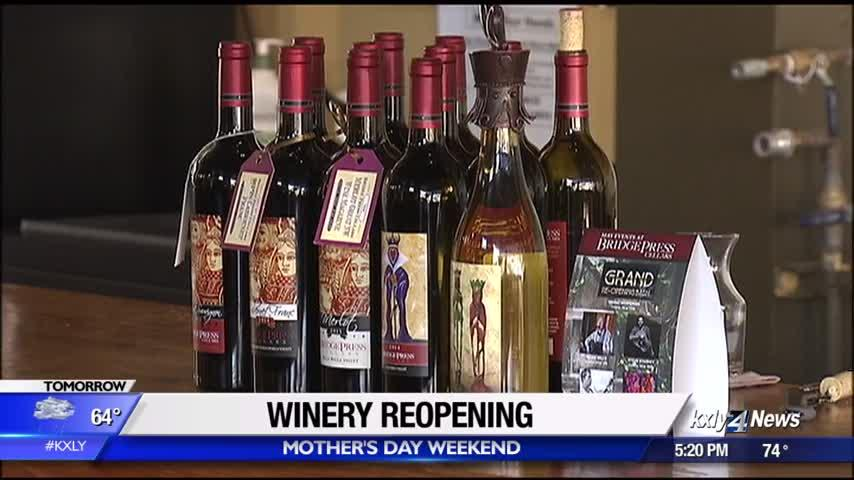 Spokane wineries celebrate Mother's Day