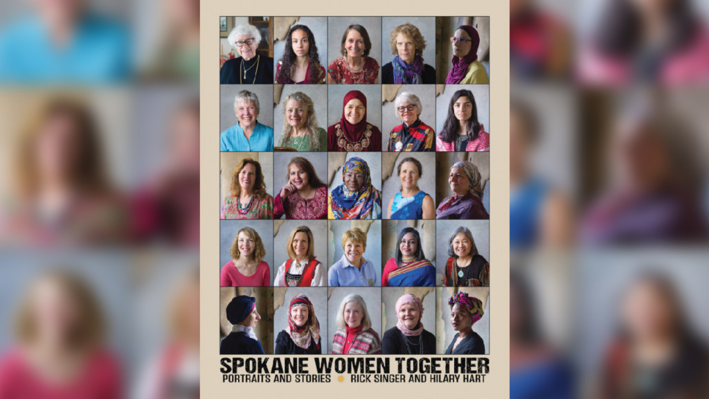 """""""Spokane Women Together: Portraits and Stories"""" displays diverse women in our community"""