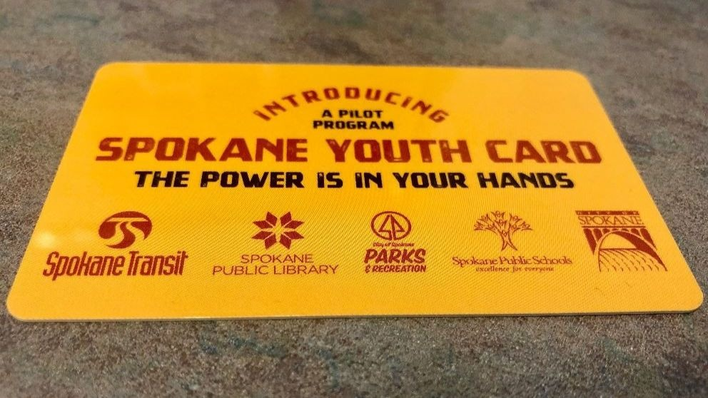 #happylife: The Spokane Youth Card is now available!