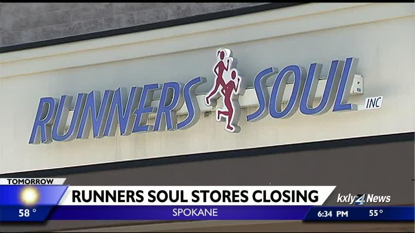 Spokane's Runners Soul stores to close