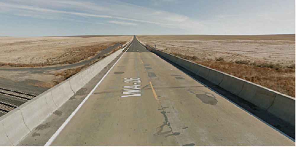 Repairs on State Route 26 means detours and delays getting to Pullman