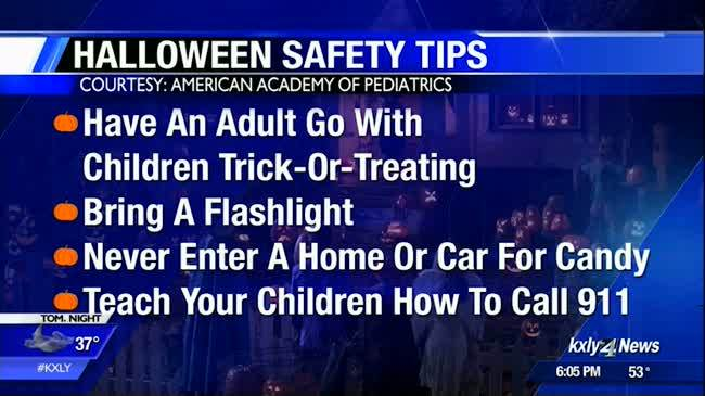 Staying safe this Halloween