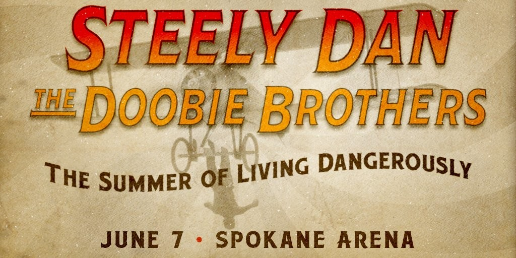 Steely Dan, The Doobie Brothers concert announced for June