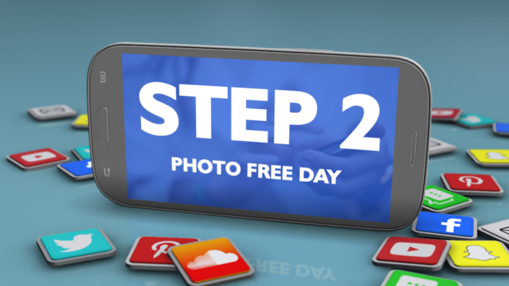 Cell Block Challenge Step Two: Photo Free Day